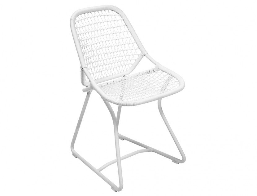 Chaise-Sixties-Fermob-blanc-Coton