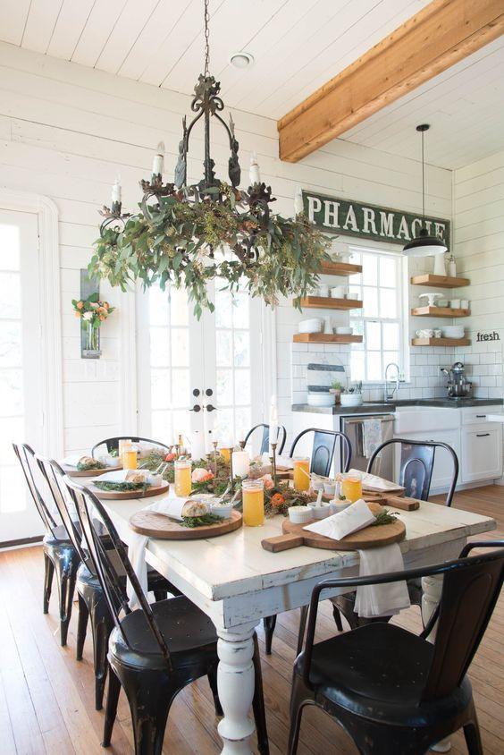 10 Favorite Dining Room Looks For The Holidays